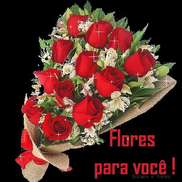Recados Para Facebook De Flores